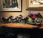 Western Art and Christmas Décor Now Featured at Regis Galerie Shop-in-Shop Boutiques