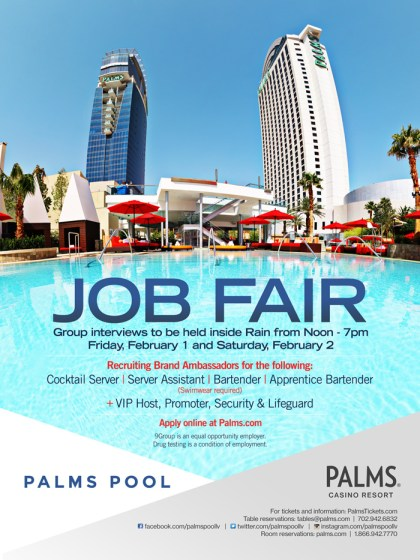 The Palms Pool