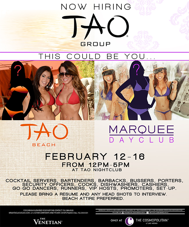 Tao Beach Jobs