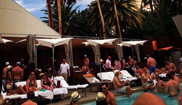 Bare Pool Las Vegas