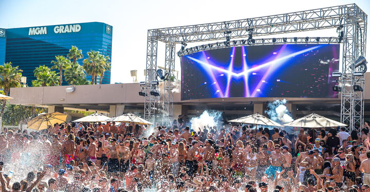 Wet Republic Memorial Day Weekend