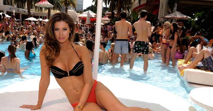 Vegas Pool Party Encore Beach Club