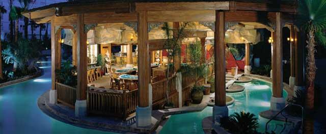 Hard Rock Hotel Pool Palapa Bar