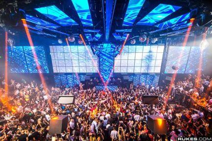 Upcoming Events Light nightclub February