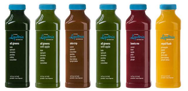 Liquiteria Level One Juice Cleanse
