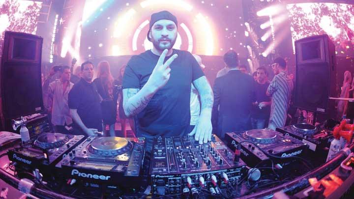 Steve Angello Las Vegas