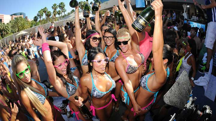 Wet Republic Upcoming Events