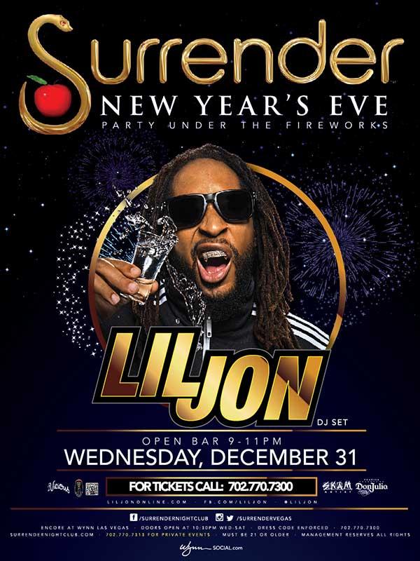 Surrender Nightclub Lil Jon