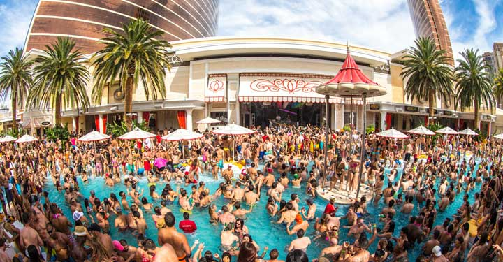 Encore Beach Club April 2015