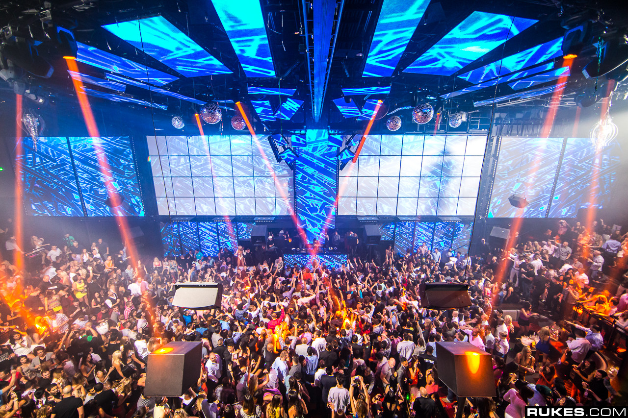 Cinco de Mayo Light Nightclub 2015