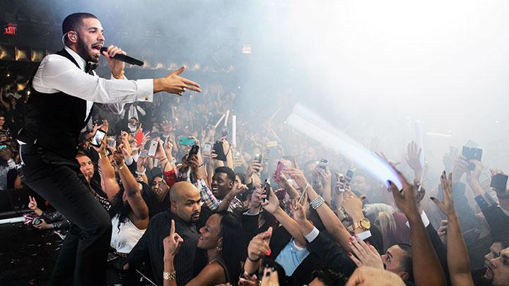Marquee Nightclub Drake Labor Day Weekend