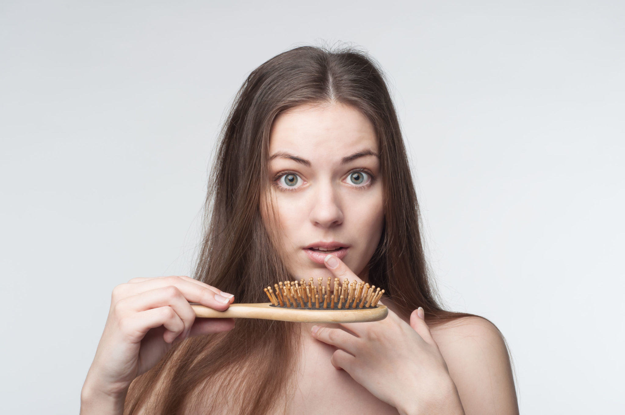 How Is Hair Loss in Females Treated