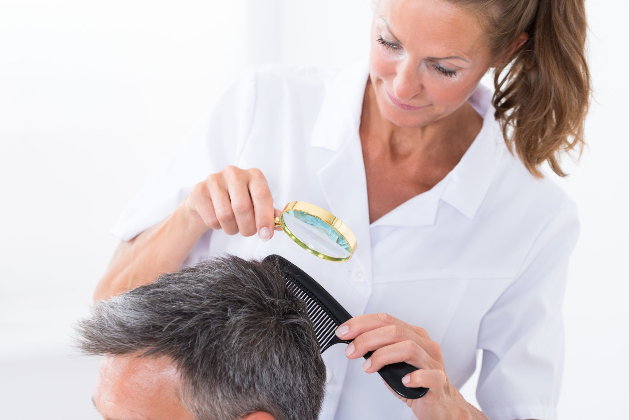What Helps Thinning Hair