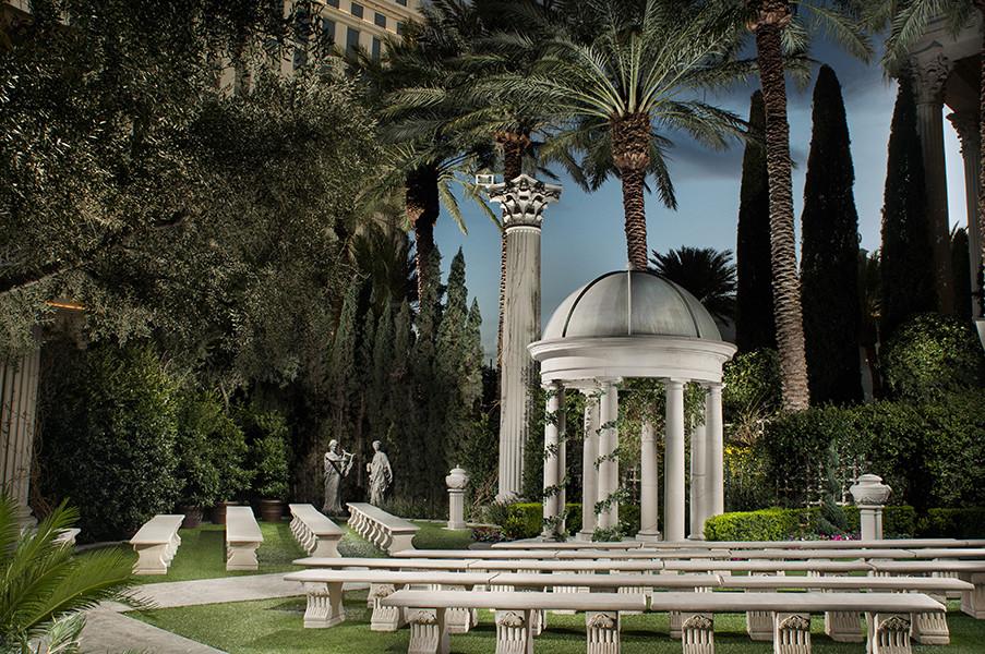 Las Vegas Wedding Gardens Chapel