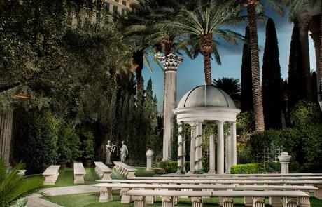 Venus Garden at Caesars Palace