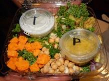 Vegganers Luck Power Salad