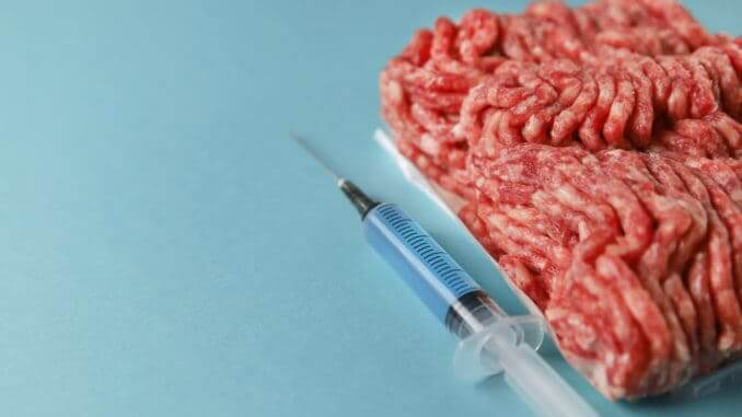 cell-based cultured beef