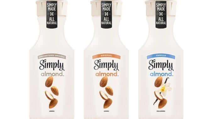 Simply Almond Milk