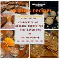 After School / Lunch Box Sweet Treats