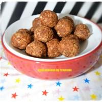 Peanut Butter Energy Balls (Vegan, Instant)