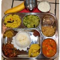 MakaraSankranthi Thali / Platter