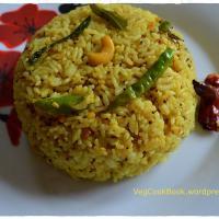 Chinthapandu Pulihora / Tamarind Rice