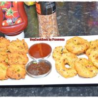 Mung Dal Nuggets / Pesarapappu Vada (Air-Fryer & Deep-Fry)