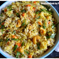 Lentils & Veg Rice (Electric Pressure Cooker)