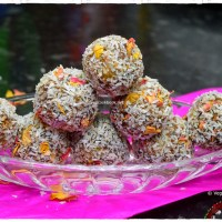 Watermelon Rind Energy Balls (No added Sugar)