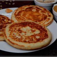 Dibba Rotte / Plumpy Roti (Andhra style)