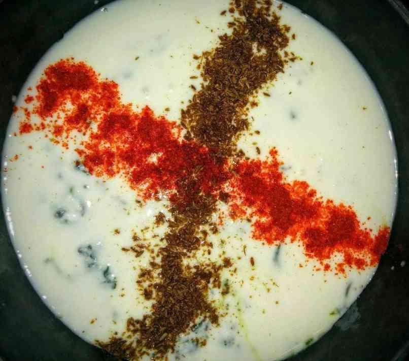 Bathua Raita Recipe