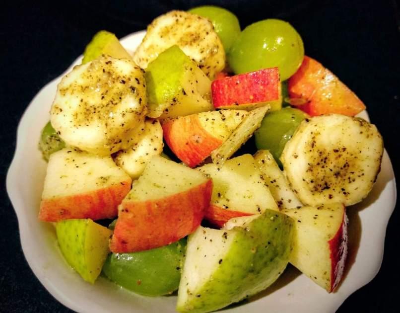Fruit Chaat Recipe