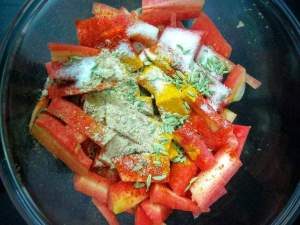 Gajar Ka Achar Recipe Instructions