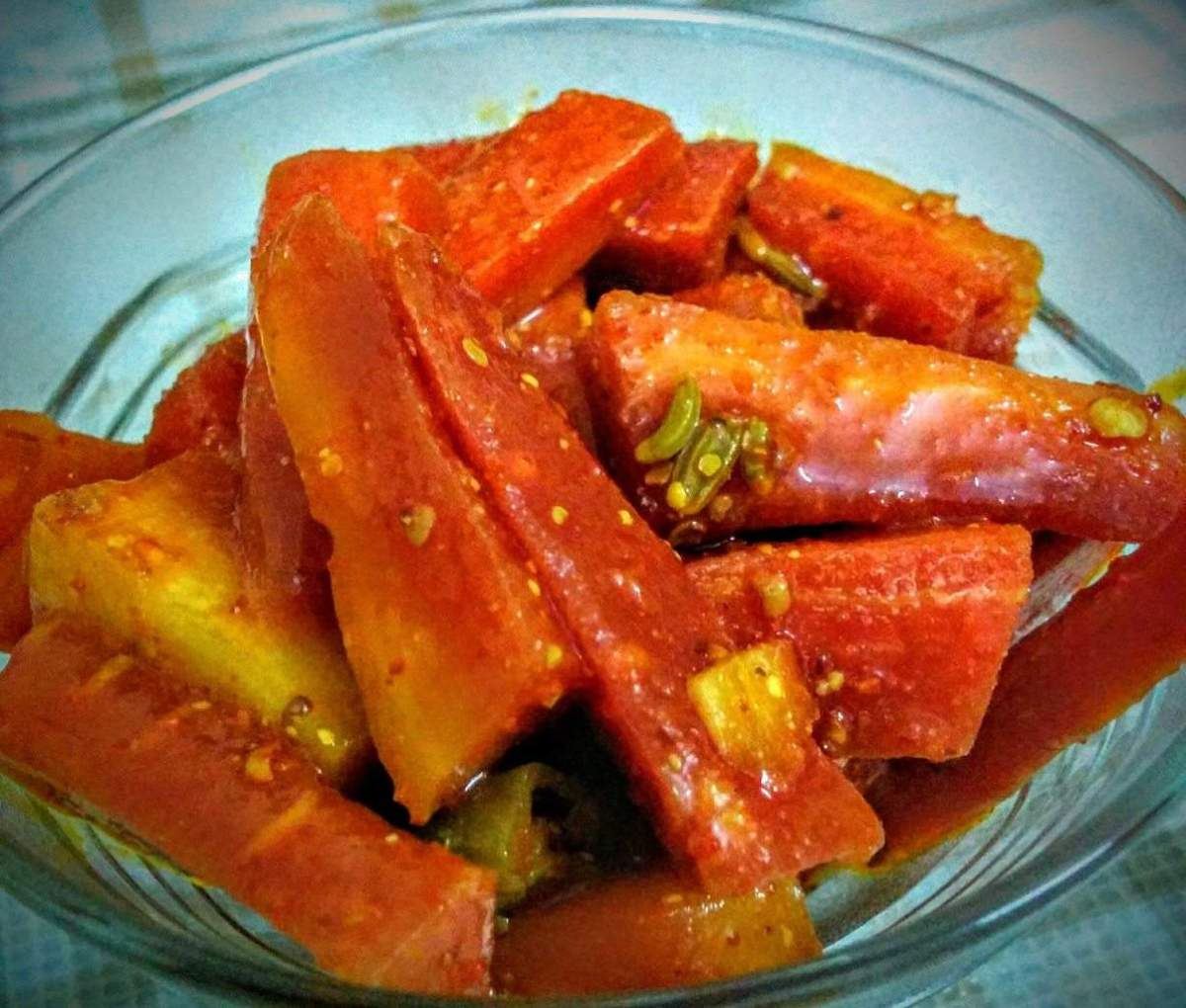 Carrot Pickle Recipe | Gajar Ka Achar Recipe