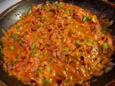 Kadhai Paneer Recipe Instructions