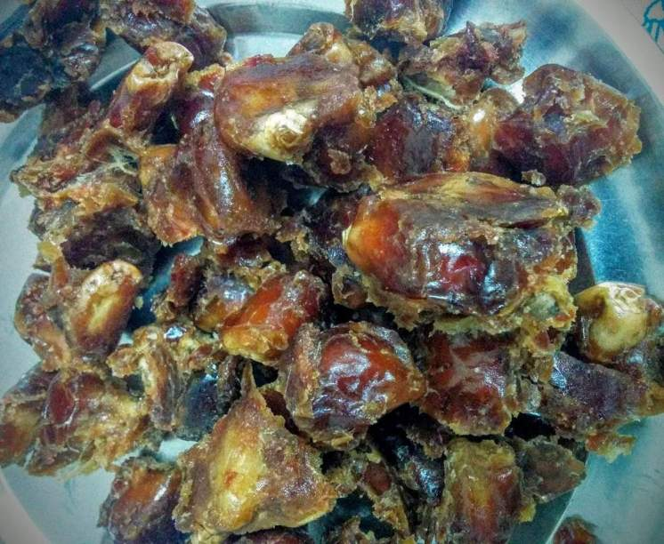 Khajoor Ka Achar Recipe Instructions