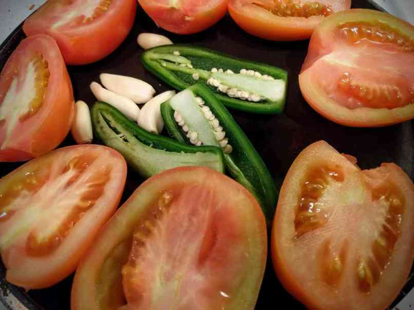Tomato Salsa Recipe Step By Step Instructions 1