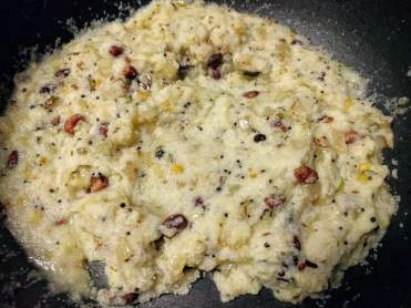 Rava Upma Recipe Instructions