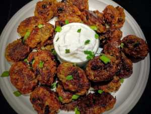 Cheese Potato Tater Tots Step By Step Recipe