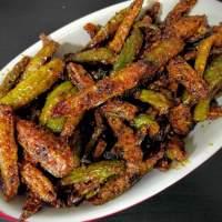 Tindora Fry Recipe | Fried Tendli | Ivy Gourd