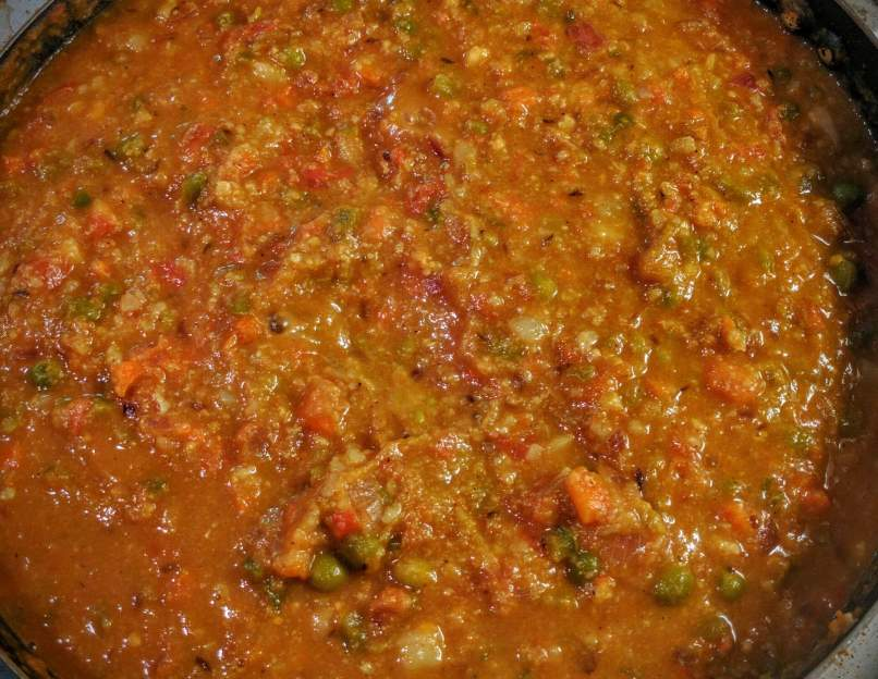 Pav Bhaji Recipe Step By Step Instructions 13