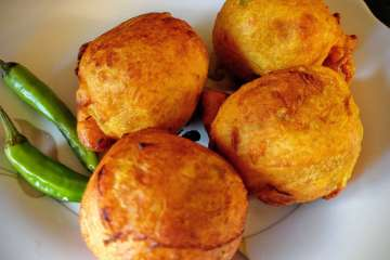 Batata Vada Recipe Step By Step Instructions