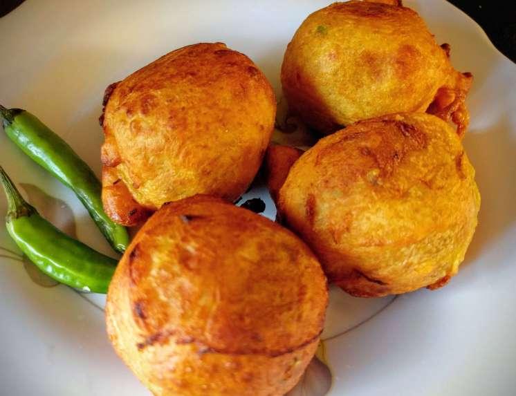 Batata Vada Recipe Step By Step Instructions