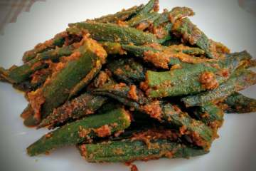 Bharwa Bhindi Recipe Step By Step Instructions
