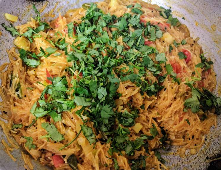 Semiya Upma Recipe Step By Step Instructions 16