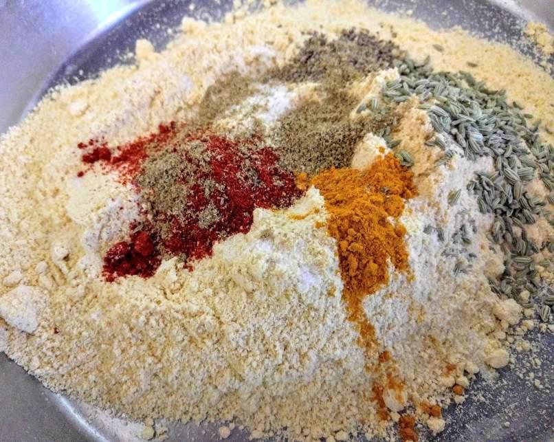 Makki Ka Dhokla Recipe Step By Step Instructions 2