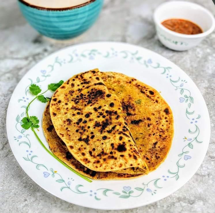 Gobi Paratha Recipe Step By Step Instructions