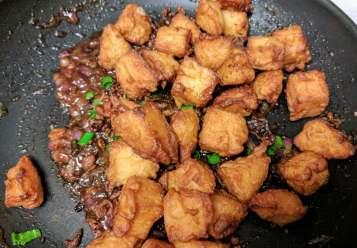 Idli Manchurian Recipe Step By Step Instructions 12