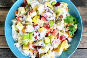 Russian Salad Recipe Step By Step Instructions