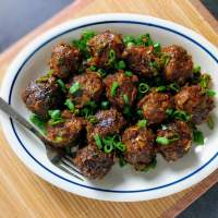 Veg Manchurian Recipe | Dry Mixed Vegetable Manchurian
